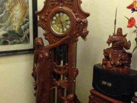 Đồng hồ cây